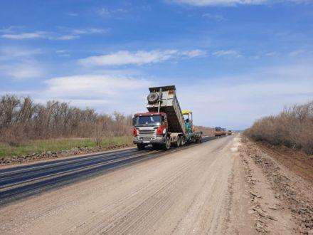 В Самарской области отремонтируют 243 километра дорог