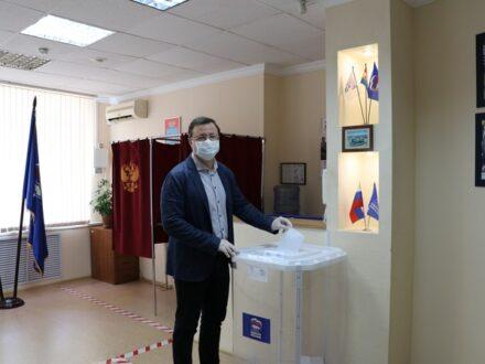 В Самарской области завершилось внутрипартийное голосование «Единой России»
