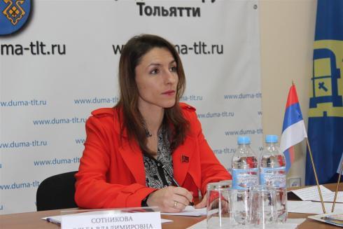 Глава Тольятти встретился с депутатами от фракции КПРФ