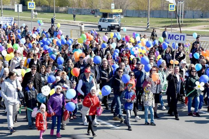 АВТОВАЗ запустил первомайскую демонстрацию в режиме онлайн