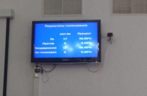 В Думе Тольятти не поддержали доступ избирателей к поименному голосованию депутатов
