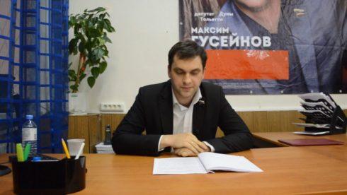Тольяттинский депутат возмущен действиями администрации в отношении предпринимателей