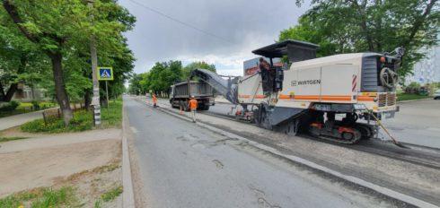 В Тольятти стартовал ремонт дорог