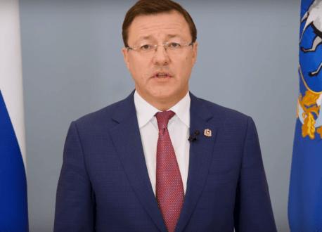 Губернатор Дмитрий Азаров объявил о новых послаблениях режима ограничений