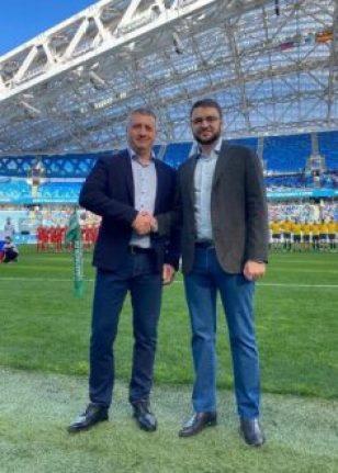 Сборная команда по регби «Самара» начала подготовку к новому сезону