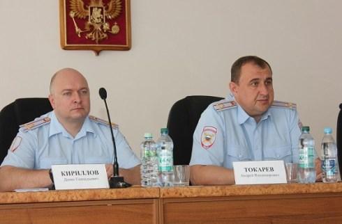 Назначен новый начальник межмуниципального УМВД России «Сызранское»