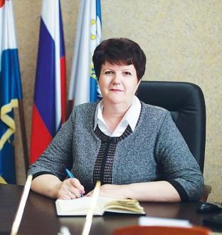 Глава Большечерниговского района рассказала о перенесенной пневмонии