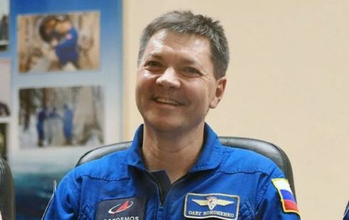 Самарского космонавта  наградили орденом «За заслуги перед Отечеством»