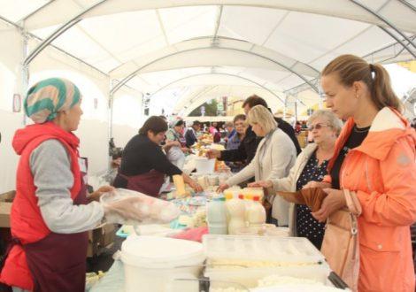 В сентябре в Самаре откроется сельскохозяйственная ярмарка