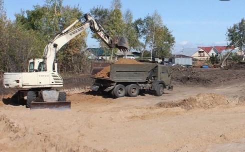 В Ставропольском районе началось строительство нового детского сада