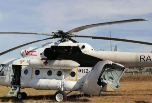 В Самарской области была оказана помощь 14 пациентам благодаря санавиации