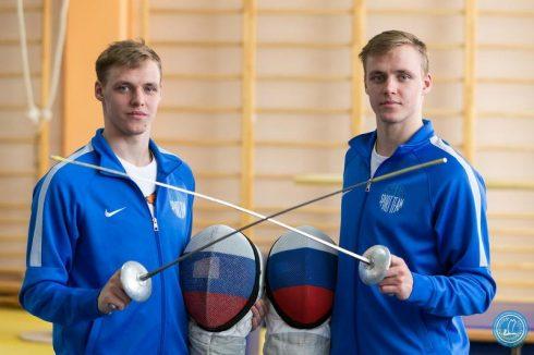 Самарские фехтовальщики стали призерами на всероссийских соревнованиях