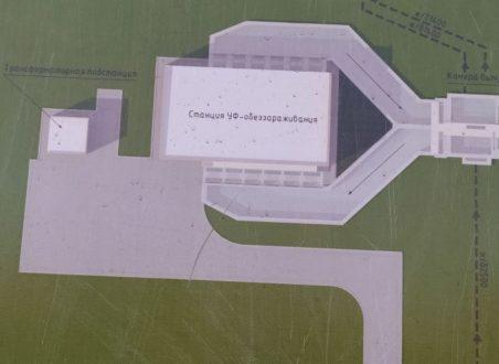В Самарской области строится новая станция  обеззараживания сточных вод