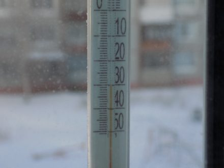 В связи с морозами в Самарской области объявлен оранжевый уровень опасности