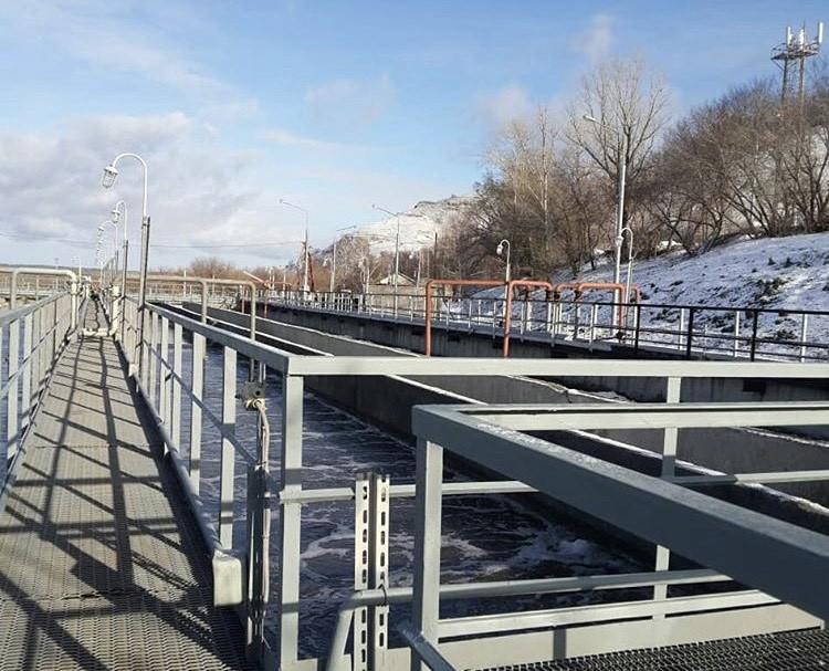 В Жигулевске завершаются работы по реконструкции очистных сооружений