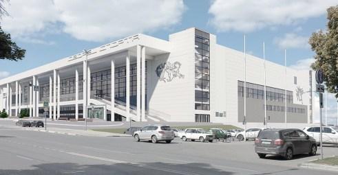 В Самаре в новом Дворце спорта проведут дополнительные работы на 2 млрд рублей