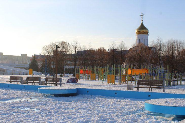 Владимир Бокк созрел для пояснений по пешеходному мосту на сквере Жилкина