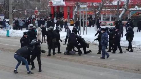 Глава Тольятти прокомментировал проведение в городе несанкционированного митинга