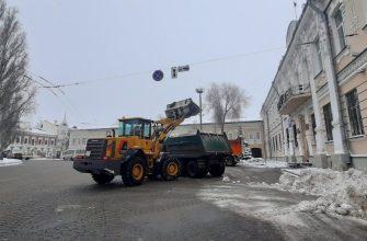 В ночь на понедельник улицы Самары будут убирать 408 единиц техники