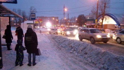 Жители Самары возмущены качеством уборки города от снега