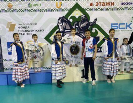 Самарские каратисты завоевали пять золотых медалей на VI Кубке Евразии
