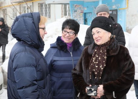 Глава Самары продолжает рабочие объезды районов