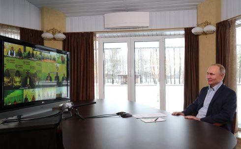 Президент РФ поддержал предложение студентов Самарского университета им. С.П. Королёва