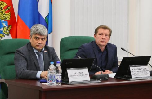 Общественный совет при Думе Самары обсудил реализацию национальных проектов