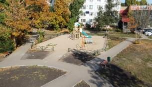 В Октябрьском и Куйбышевском районах Самары благоустроят шесть дворовых территорий