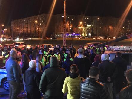 В Тольятти началась охота за автомобилями с армянскими номерами