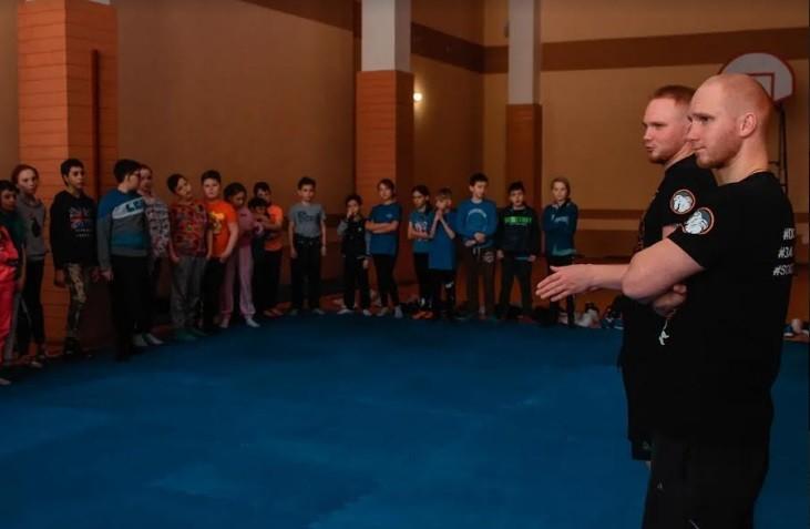 Юные жители Самары приняли участие в проекте «Будь смелее», победившим в конкурсе президентских грантов