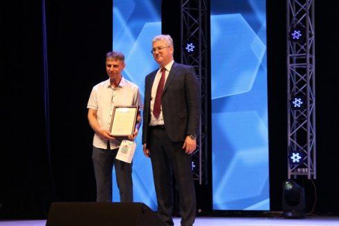 В Тольятти наградили лучших работников химической промышленности