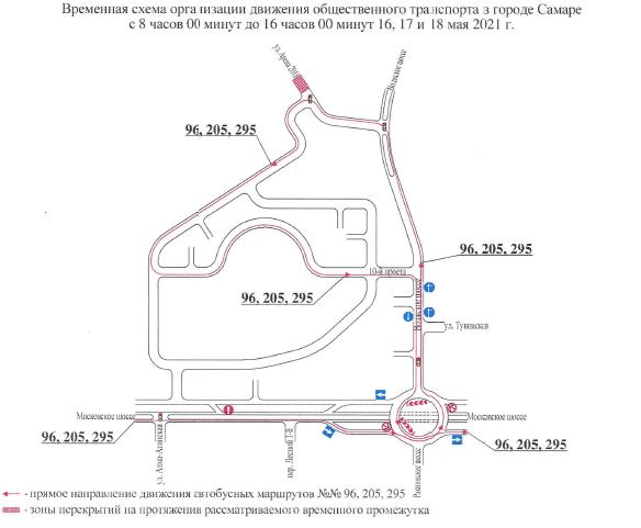 В Самаре ограничат движение в связи с проведением первенства по велоспорту