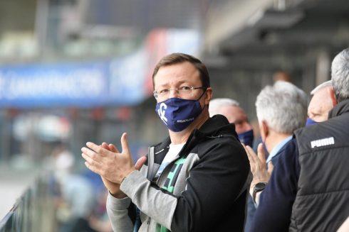 Самарские «Крылья Советов» будут играть в высшем дивизионе российского футбола