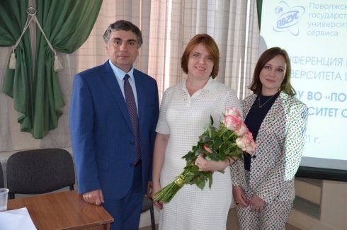 В Тольятти выбрали нового ректора Поволжского государственного университета сервиса