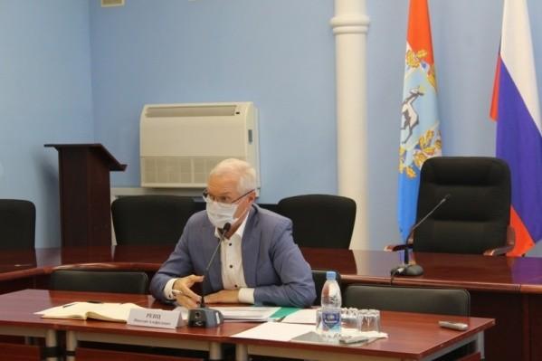 В Тольятти оценили работу  городской администрации в 2020 году