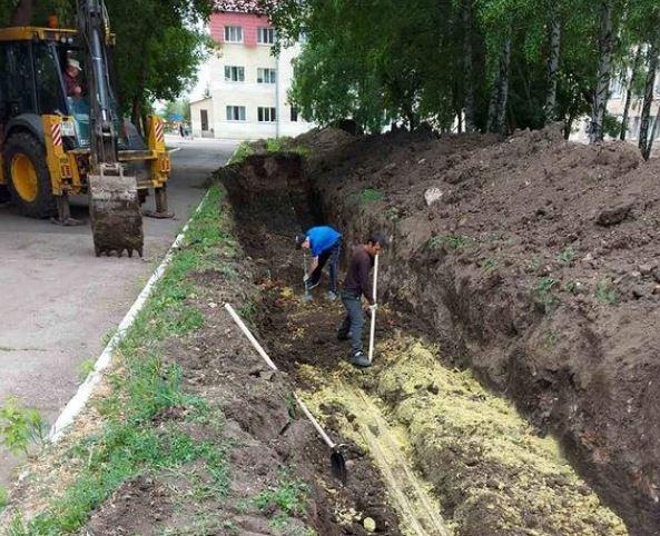 В Самарской области начался ремонт Сергиевской ЦРБ