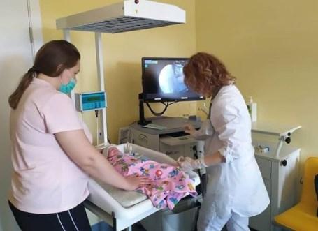 Врачи Самарской области внедрили новую методику лечения недоношенных детей