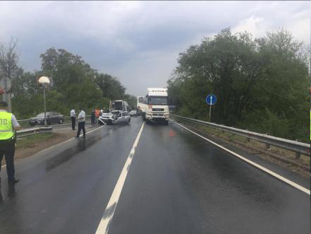 В Самарской области утром 31 июля произошло ДТП с двумя погибшими