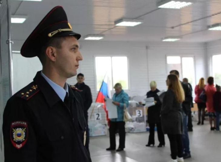 На самарских избирательных участках будут работать 1700 полицейских