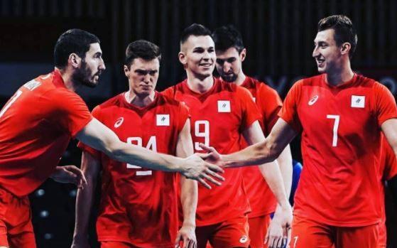 Воспитанник новокуйбышевского волейбола вышел в финал Олимпиады в Токио