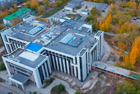 "Самарский блогер показал состояние здания кардиоцентра ""Клиника сердца"""