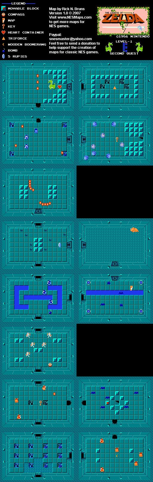 Chamber Dungeon Rewards and Walkthrough | Zelda...