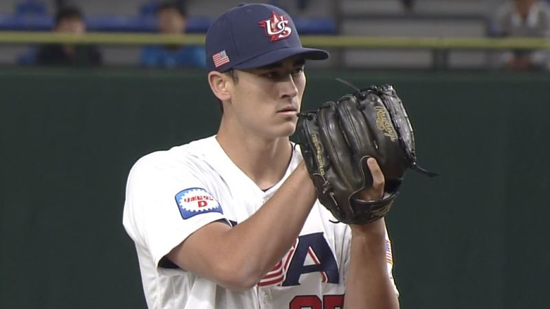 Red Sox Prospect Noah Song Dominates Again In Team USA Win Over Chinese Taipei