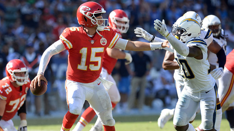 Chiefs Vs. Chargers Live Stream: Watch 'Monday Night Football' Online
