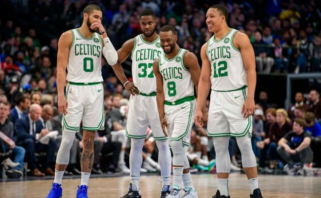 No 5 Storyline For 2020 Can Celtics Ride Chemistry