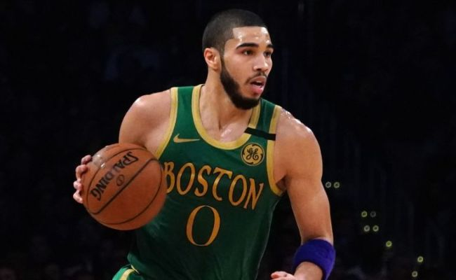 This Ex Celtic Believes Jayson Tatum Could Be In 2020 Mvp