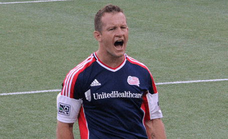 Chad Barrett scored an 88th minute equalizer to pull a point out of Saturday's 1-1 draw at Chivas USA. (Photo: Kari Heistad/capturedimages.biz)