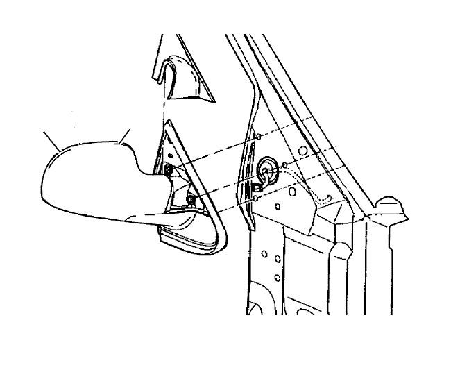 Экстерьер Dodge Caravan 4 поколение, минивэн, 2.4 (EDZ