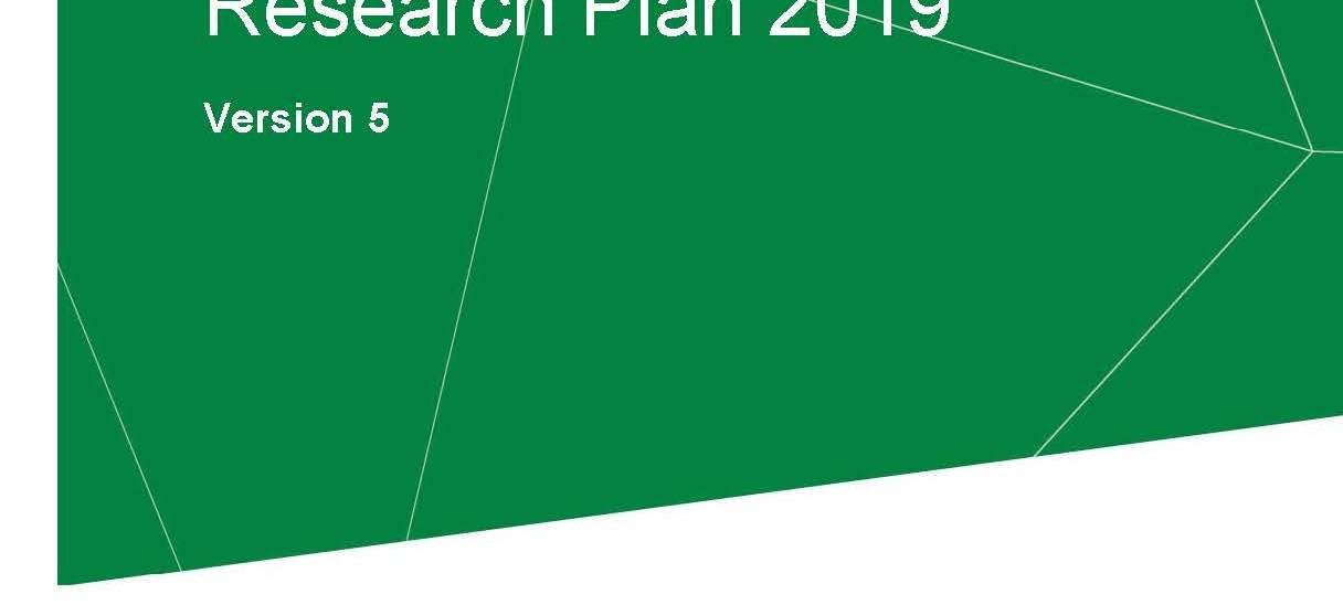 Research Plan 5